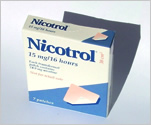 Nicotrol Patches 15mg (step 1)