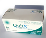 Nicotine Gum 4mg Mint (same as QuitX)